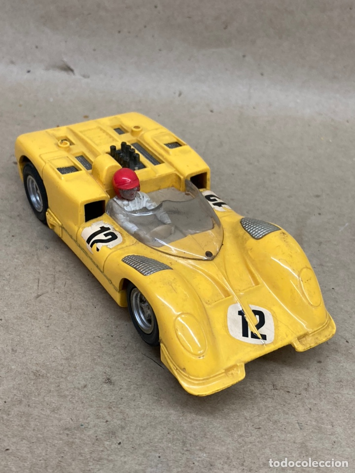 COCHE SCALEXTRIC CHAPARRAL ANTIGUO (Juguetes - Slot Cars - Scalextric SCX (UK))