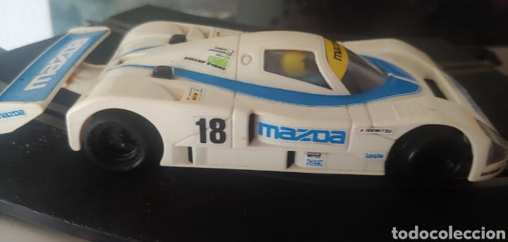Scalextric: Mazda 787b scx scalextric exin srs ref 9316. No paya rico - Foto 3 - 277609828