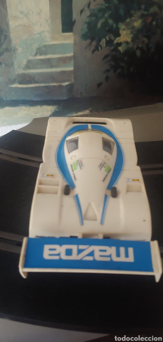 Scalextric: Mazda 787b scx scalextric exin srs ref 9316. No paya rico - Foto 5 - 277609828