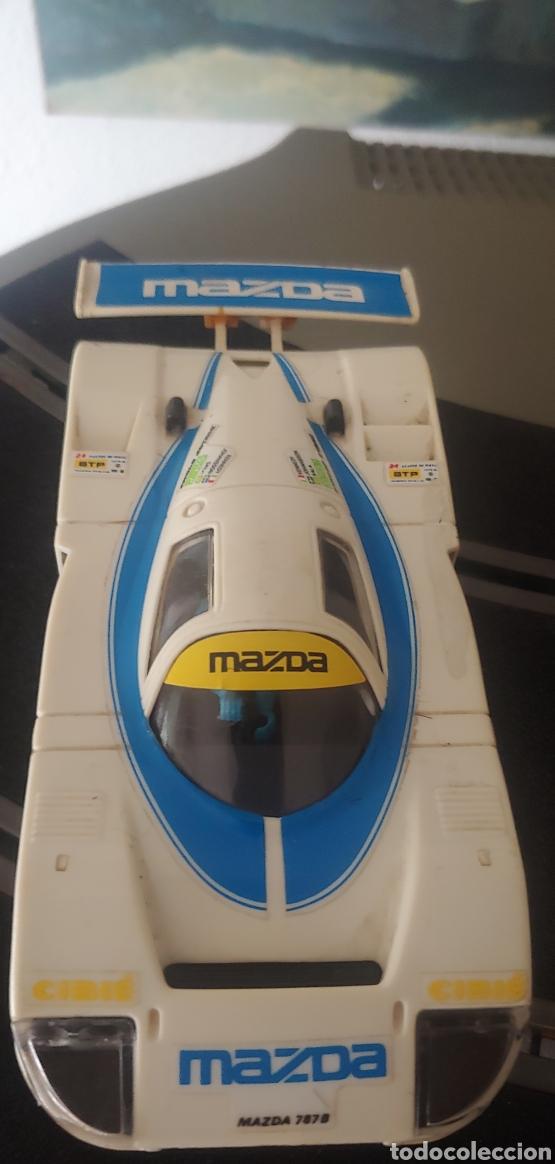Scalextric: Mazda 787b scx scalextric exin srs ref 9316. No paya rico - Foto 6 - 277609828