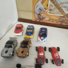 Scalextric: 8 COCHES SCALEXTRIC INGLESES. Lote 280273933