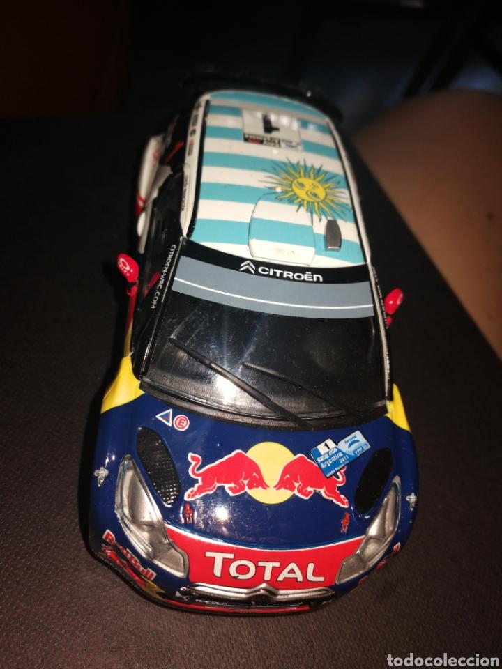 SCALEXTRIC CITROËN DS 3 WRC (Juguetes - Slot Cars - Scalextric SCX (UK))