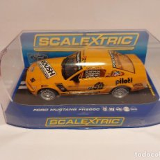 Scalextric: FORD MUSTANG FR500C SCALEXTRIC 1:32 REF. C2888. Lote 283044513