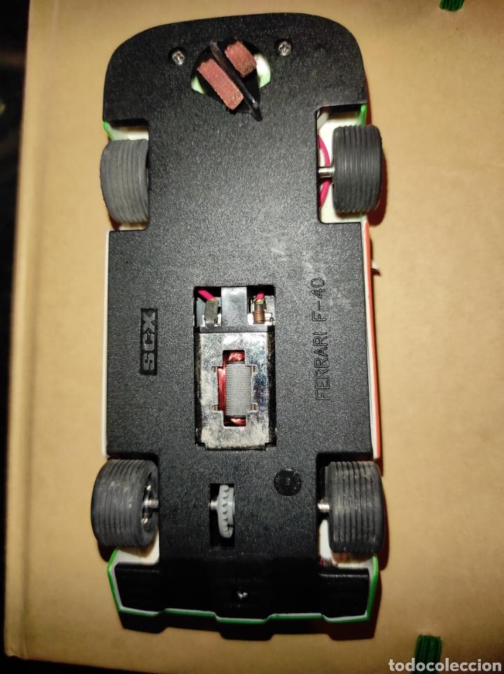 Scalextric: Ferrari f-40 Scalextric - Foto 8 - 285368383