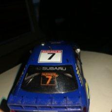 Scalextric: COCHE SUBARU IMPREZA WRC. Lote 285761243