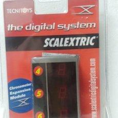 Scalextric: SCX SCALEXTRIC DIGITAL SYSTEM CRONOMETRO + 2,65 ENVIO PARA CIRCUITOS Y PISTAS COCHES. Lote 286064193