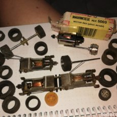 Scalextric: MOTORES Y ACCESORIOS SCALEXTRIC. Lote 287048118