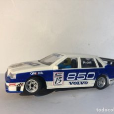 Scalextric: VOLVO 850 BLANCO SCALEXTRIC SCX N15 RYDELL. Lote 287718538