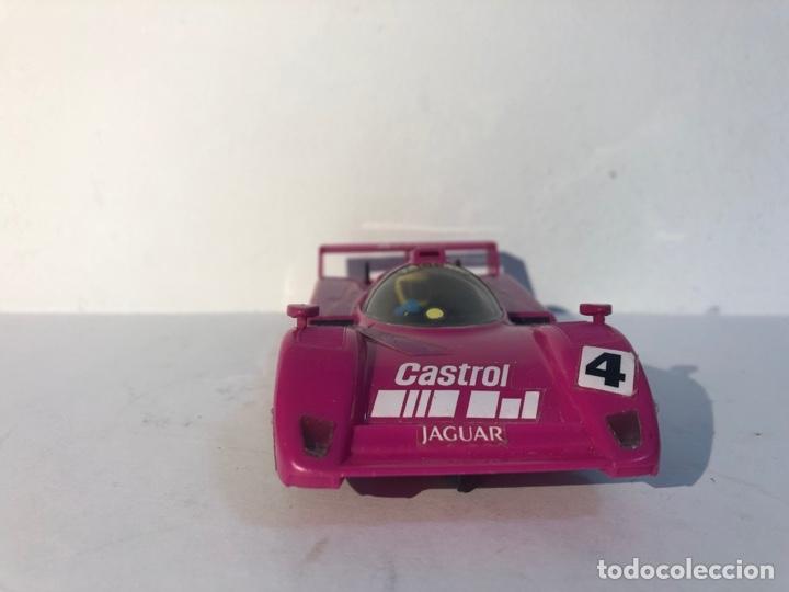 Scalextric: Jaguar castrol rosa n4 scx bosch good year - Foto 3 - 287742153
