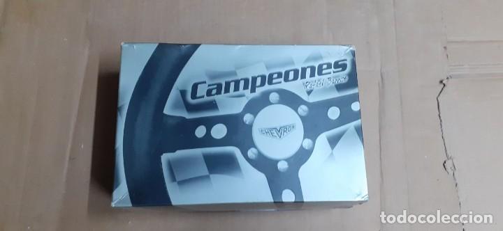 "SCX SCALEXTRIC FLY W01 CHEVRON B21 RAFAEL BARRIOS ""SERIE CAMPEONES"" SLOT NUEVO (Juguetes - Slot Cars - Scalextric SCX (UK))"