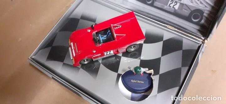 "Scalextric: SCX Scalextric Fly W01 Chevron B21 Rafael Barrios ""Serie Campeones"" SLOT NUEVO - Foto 5 - 287811088"
