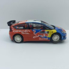 Scalextric: CITROEN C4 WRC SCX. Lote 289730788