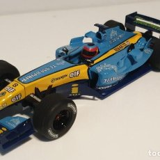 Scalextric: SCALEXTRIC SUPERSLOT HORNBY RENAULT R24 Nº8 FERNANDO ALONSO NUEVO SIN GUIA SIN CAJA. Lote 293863493