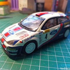"""Scalextric: SUPERSLOT FORD FOCUS WRC """"WORKS 2001 4"""" MCRAE-GRIST SCALEXTRIC. Lote 293871958"""