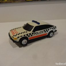 Scalextric: SUPERSLOT. HORNBY. ROVER POLICE 3500. Lote 294063638