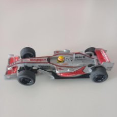 Scalextric: COCHE SCALEXTRIC COMPACT, MODELO MCMAREN MERCEDES MP4/21.. Lote 294069243
