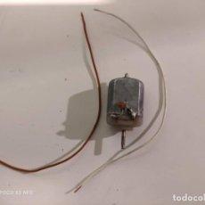 Scalextric: MOTOR SCALEXTRIC MABUCHI 12 V Y CABLES PROBADO. Lote 295373083