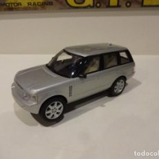 Scalextric: SUPERSLOT. RANGE ROVER GRIS. Lote 295394063