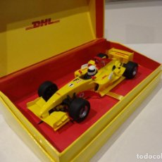 Scalextric: SUPERSLOT. RENAULT F1. ED. ESP. DHL. REF. H2948. Lote 295793198