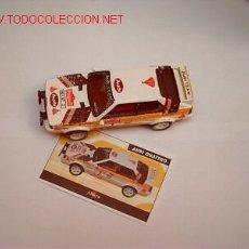 Scalextric: SCALEXTRIC AUDI QUATTRO EFECTO NIEVE RALLY MITICOS ALTAYA 1/32 MAGIC CARS. Lote 26336176