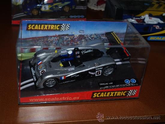 CADILLAC NORTHSTAR LE MANS 2001, #6, SCALEXTRIC TECNITOYS (Juguetes - Slot Cars - Scalextric Tecnitoys)