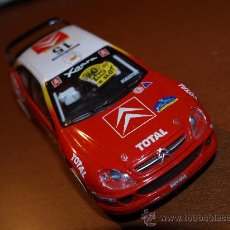 Scalextric: CITROEN XSARA T4 WRC, PURAS-MARTI, #15, SCALEXTRIC. Lote 19657401