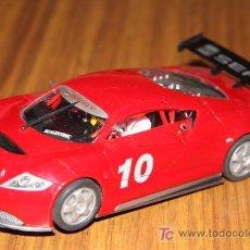 Scalextric: SEAT CUPRA GT - SCALEXTRIC. Lote 18457656