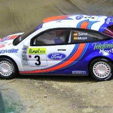 Scalextric: FORD FOCUS WRC SCALEXTRIC CARLOS SAINZ ALTAYA. Lote 27291562