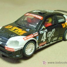 Scalextric: SLOT CAR, SCALEXTRIC TECNI TOYS, HYUNDAI ACCENT, DTM. Lote 19534732