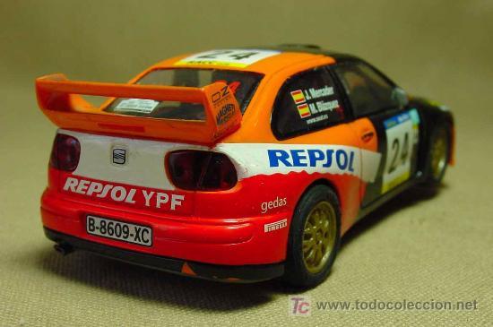 SLOT CAR, SCALEXTRIC TECNI TOYS, SEAT CORDOBA, WRC (Juguetes - Slot Cars - Scalextric Tecnitoys)
