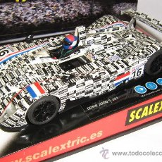 Scalextric: AUDI R8 DOME JUDD S 101. Lote 26465688