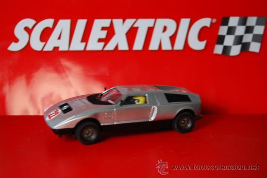 MERCEDES WANKEL. A ESTRENAR. SCALEXTRIC!!!! (Juguetes - Slot Cars - Scalextric Tecnitoys)