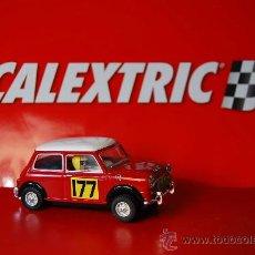 Scalextric: MINI COOPER, SCALEXTRIC, SIN USAR!!!!. Lote 27135611