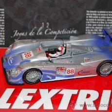 Scalextric: AUDI R8. NUEVO. SCALEXTRIC LEYENDAS DE CIRCUITO. LIMITADO!!!!. Lote 27613468