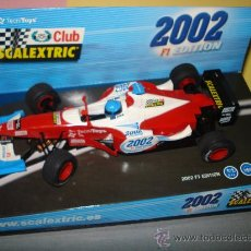 Scalextric: SCALEXTRIC TECNITOYS COCHE F1 EDITION CLUB SCALEXTRIC 2002 .. Lote 26567132