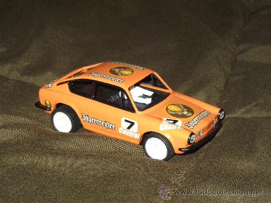 SCALEXTRIC SEAT 850 JAGERMEISFTER (Juguetes - Slot Cars - Scalextric Tecnitoys)