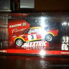Scalextric: FIAT 124 SPYDER CLASSICS SERIES. Lote 31027840