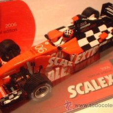 Scalextric: F-1 COCHE CLUB SCALEXTRIC 2006. Lote 31151252