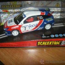 Scalextric: FORD FOCUS EDICION LIMITADA BOLLYCAO SIN DESPRECINTAR. Lote 37340251