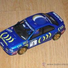 Scalextric: SUBARU IMPREZA WRC CARLOS SAINZ SCALEXTRIC NUEVO. Lote 46072220
