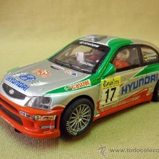 Scalextric: COCHE, SCALEXTRIC, HYUNDAI ACCENT. Lote 32688965