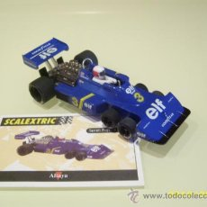 Scalextric: SCALEXTRIC. ALTAYA. TYRRELL P34. AZUL Nº3. SCHECKTER.. Lote 216361617