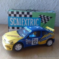 Scalextric: RENAULT MAXI MEGANE SCALEXTRIC . Lote 33571855