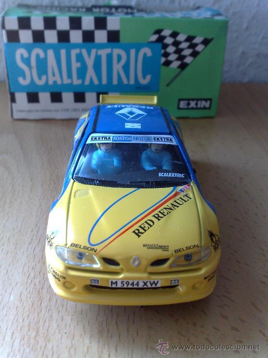 Scalextric: RENAULT MAXI MEGANE SCALEXTRIC - Foto 2 - 33571855