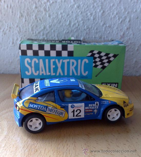 Scalextric: RENAULT MAXI MEGANE SCALEXTRIC - Foto 3 - 33571855