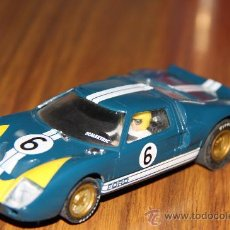 Scalextric: FORD GT - SCALEXTRIC. Lote 33995405