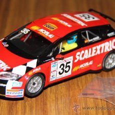 Scalextric: SEAT LEON - SCALEXTRIC. Lote 34115244