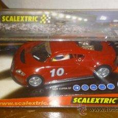 Scalextric: SCALEXTRIC SEAT CUPRA GT. Lote 34869722