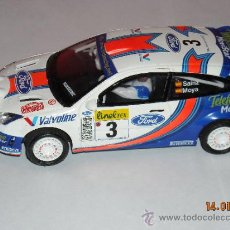 Scalextric: FORD FOCUS WRC SCALEXTRIC TECNITOYS. Lote 35268896