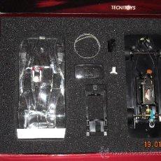 Scalextric: AUDI R8 PRO GLASSWORK TRANSPARENTE NUEVO. Lote 35356323